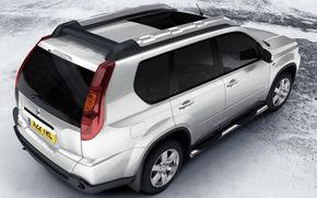 "Nissan X-Trail Arctix, cu ""gust"" de aventura"