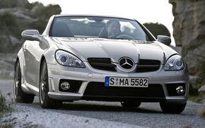 Oficial: Mercedes SLK 55 AMG facelift