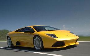 Lamborghini a vandut 3000 de Murcielago