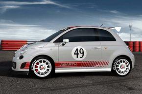 100% sport: Fiat 500 Abarth Assetto Corse, 200 CP!
