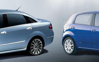 Garantie de 5 ani pentru modelele Fiat