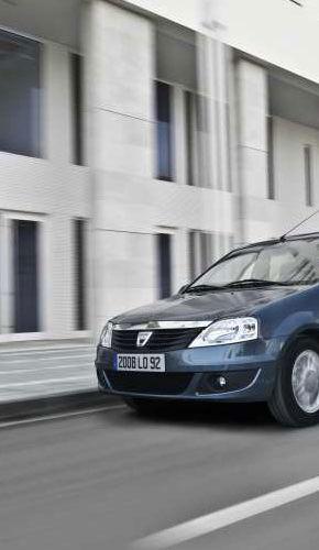 Premiera mondiala: Dacia Logan Facelift