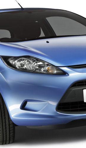 Premiera: Ford Fiesta ECOnetic, 3.7 litri/100 km