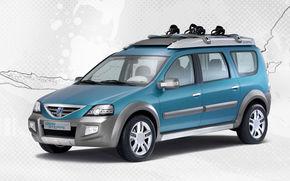 DACIA 40   Prototipuri si serii limitate marca Dacia