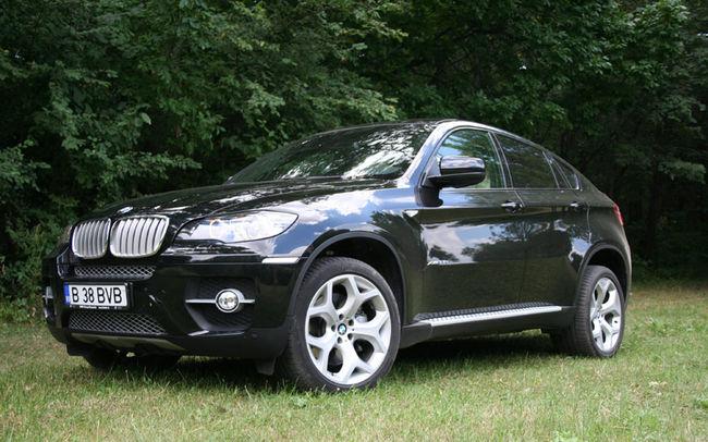 Test drive BMW X6 (2008-2012)