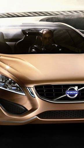 OFICIAL: Volvo a dezvaluit conceptul S60
