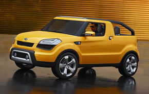 PREMIERA: Kia Soul'ster Concept, galerie foto si info