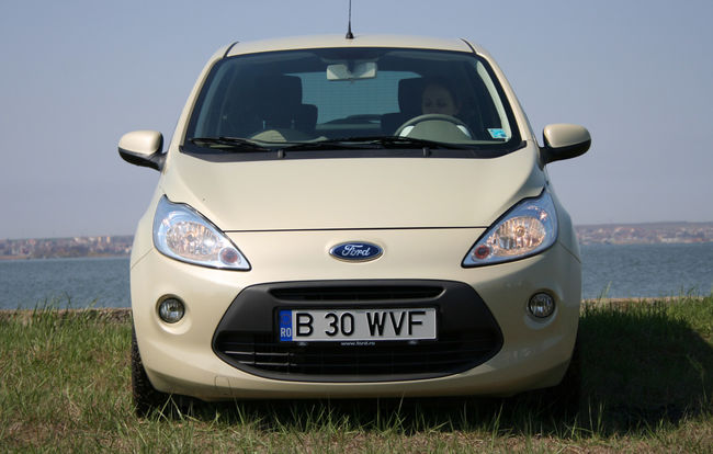 test drive ford ka 1 3 tdci the italian job automarket. Black Bedroom Furniture Sets. Home Design Ideas