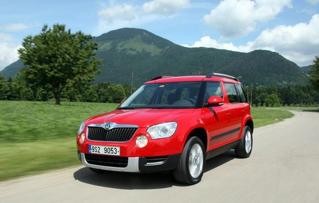 test drive skoda yeti 2 0 tdi 140 cp primii pasi automarket. Black Bedroom Furniture Sets. Home Design Ideas