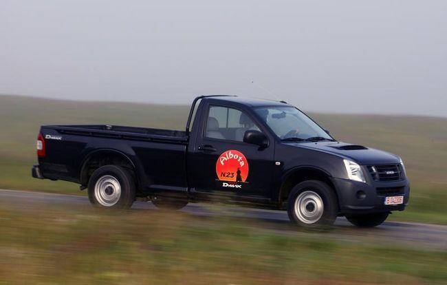 Test drive Isuzu D-Max Single Cab (2009-2012)