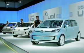 VW Up: productia costa 900 de euro, pretul va fi de 9000 de euro!