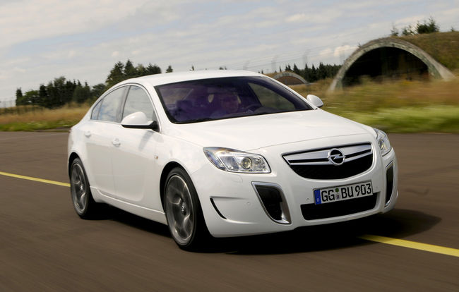 Test drive Opel Insignia (2008-2013)