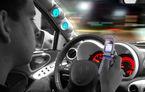 Scrii SMS-uri la volan? Esti de 23 de ori mai expus accidentelor!