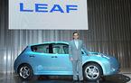 Nissan vrea sa fie liderul pietei vehiculelor electrice in 11 ani
