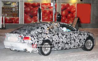 FOTO EXCLUSIV*: Audi testeaza noul A7