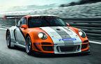 Porsche a dezvaluit primul sau hibrid de competitie: GT3 R Hybrid
