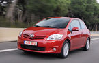 GALERIE FOTO: Primele imagini oficiale ale lui Toyota Auris facelift