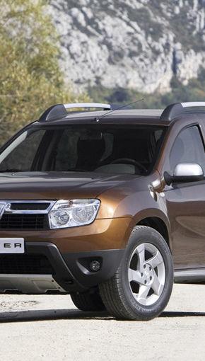 OFICIAL: Dacia Duster costa 10.500 de euro in Romania