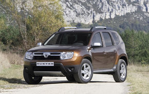 OFICIAL: Dacia Duster costa 10.500 de euro in Romania