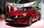 GENEVA LIVE: Noul S60 a atras jurnalistii la standul Volvo
