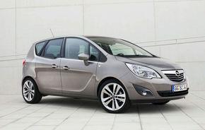 Opel a prezentat noul Meriva la Geneva