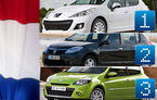Franta: Dacia Sandero, al doilea model in vanzari in martie