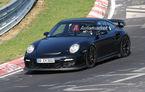 FOTO EXCLUSIV* : Porsche testeaza facelift-ul lui 911 GT2