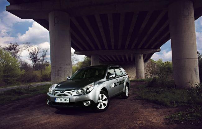 Test drive Subaru Outback (2009-2015)