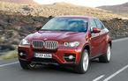 BMW ar putea lansa X4, un frate mai mic al lui X6