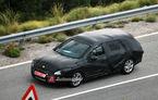 FOTO EXCLUSIV*: Peugeot testează 508 SW