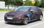 FOTO EXCLUSIV*: Imagini spion noi cu Hyundai Veloster