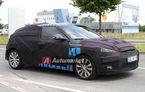 VIDEO: Hyundai testează noul Veloster în paralel cu VW Scirocco