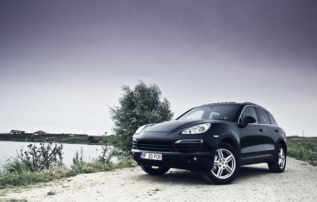 Test drive Porsche Cayenne (2010)