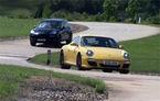 VIDEO: Autocar compară Porsche Cayenne Turbo cu 911 Carrera 4S