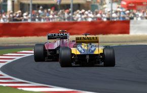 Ferrari solicită o nouă modificare de regulament