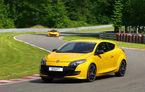 Renault testează un Megane RS de 300 de cai, rival pentru Focus RS