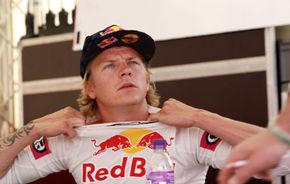 """Raikkonen: """"Probabil nu voi reveni niciodată în Formula 1"""""""