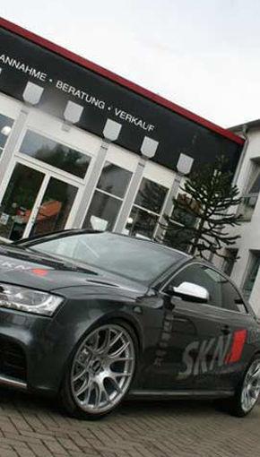 SKN a creat un kit de tuning pentru Audi RS5