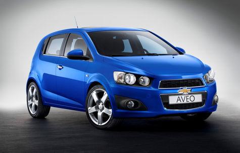 Oficial Iat Noul Chevrolet Aveo Automarket Mobile