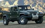Jeep Wrangler Pickup ar putea debuta în 2012