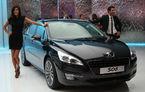 LIVE PARIS 2010: Peugeot plusează cu noul 508 şi concepte noi