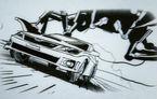 VIDEO: Cum creezi un desen animat cu ajutorul unui Impreza WRX STI