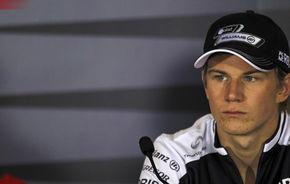 OFICIAL: Hulkenberg nu va pilota pentru Williams în 2011