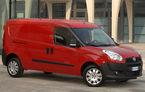 Opel şi Fiat dezvoltă împreună viitoarea generaţie a utilitarei Combo