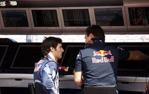 """Horner: """"Sunt dezamăgit că Webber nu ne-a spus despre umărul fracturat"""""""