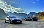 Negrul revine în actualitate: Porsche 911 Black Edition