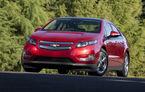 Chevrolet Volt l-a depăşit pe Nissan Leaf la vânzări în SUA
