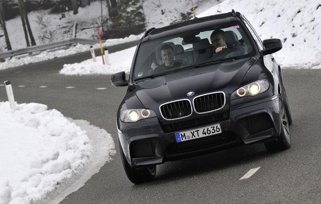 Test drive BMW X5 M (2009-2012)