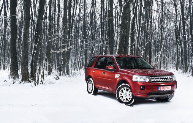Test drive Land Rover Freelander 2 (2010-2012)