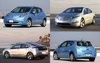 Războiul eco: Chevrolet Volt, mai vândut decât Nissan Leaf în SUA